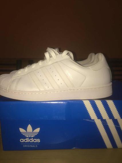 Zapatillas adidas Superstar Foundation Blancas