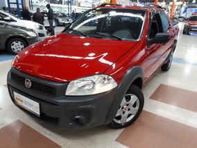 Fiat Strada 1.4 Working Cab. Dupla Completa