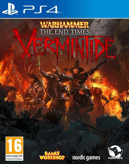 Warhammer: The End Times - Vermintide - Ps4