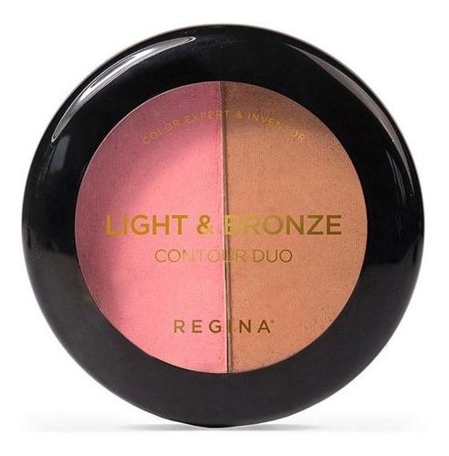 Light & Bronze Duo Bronceador + Rubor Rosado | Perfecta 03