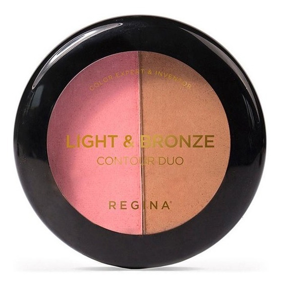 Light & Bronze Duo Bronceador + Rubor Rosado | Perfecta 03