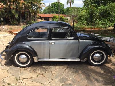 Fusca 1955 Oval - Cbx 750 - Cg Bolinha