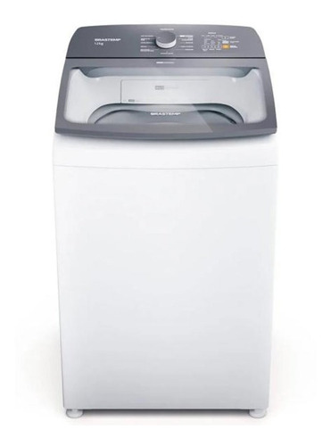 Máquina De Lavar Brastemp 12kg Bwk12ab