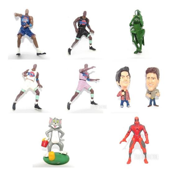 Lote De Brinquedos Usados Vida De Inseto Basketball E Outros