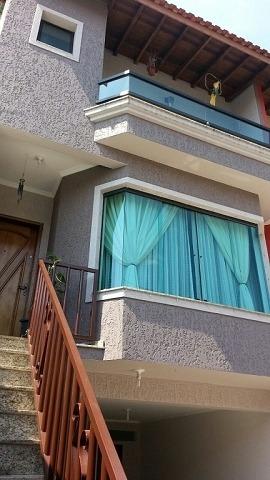 Casa Para Venda, 2 Dormitórios, Nova Petropólis - São Bernardo Do Campo - 7636
