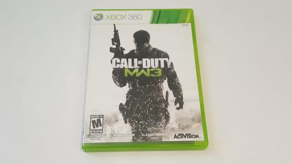 Jogo Call Of Duty Modern Warfare 3 Mw3 - Xbox 360 - Original