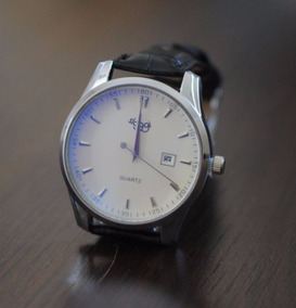 Relógios Masculinos Social Pulso Sloggi Couro St Luxo Barato