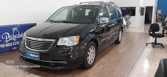 Chrysler Town & Country 3.6 Limited V6 24v Gasolina 4p