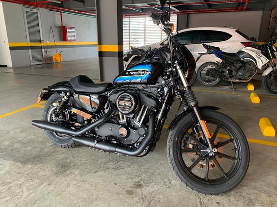 Harley Davidson Iron 1200 Xl