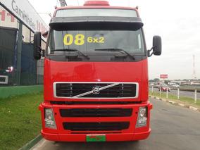Volvo Fh 440 6x2 Globetrotter 2008,fm 370, P340,19.320,g380,