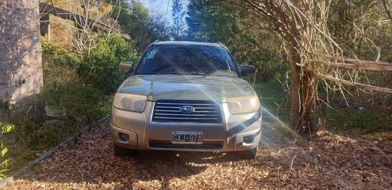 Subaru Forester 2.0 X 5mt Sawd 2008