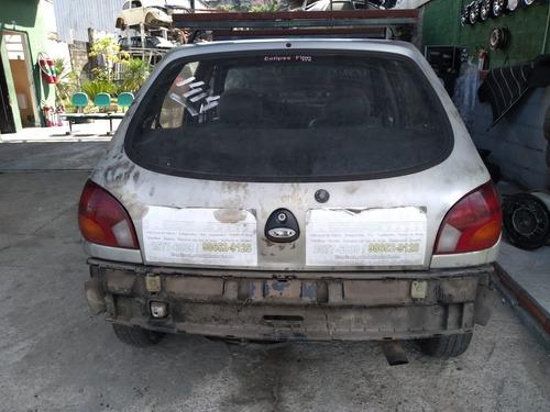 Imagem 1 de 5 de Ford Fiesta 1997 Sucata Para Retirada De Peças