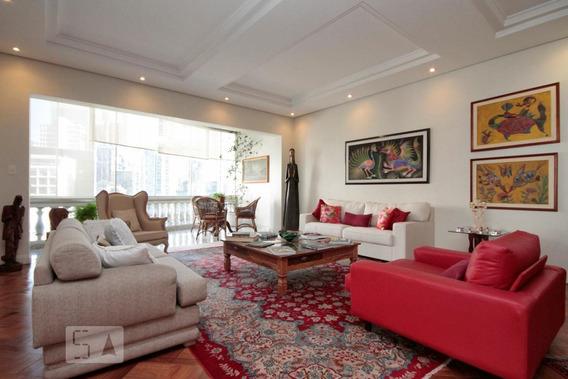 Apartamento Para Aluguel - Bela Vista, 3 Quartos, 360 - 892889107