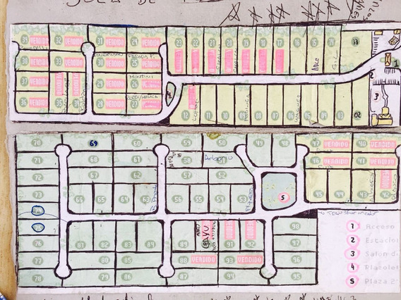 Vendo Casa Pinar 1 Y Terrenos En Pinar 2