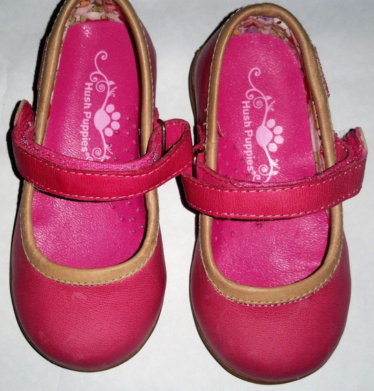 Zapato Para Niña. Marca Hush Puppies Talla 20