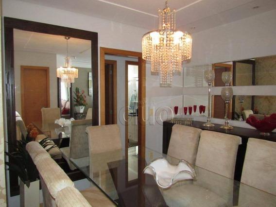 Apartamento Com 2 Dormitórios À Venda, 88 M² Por R$ 450.000,00 - Alto - Piracicaba/sp - Ap3390