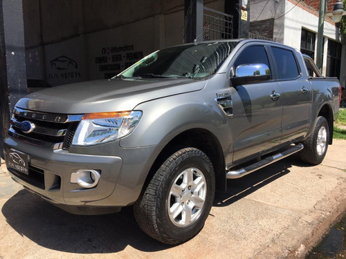 Ford Ranger 3.2 Xlt Mod15 Anticipo $2.100.000 + Cuotas Fijas