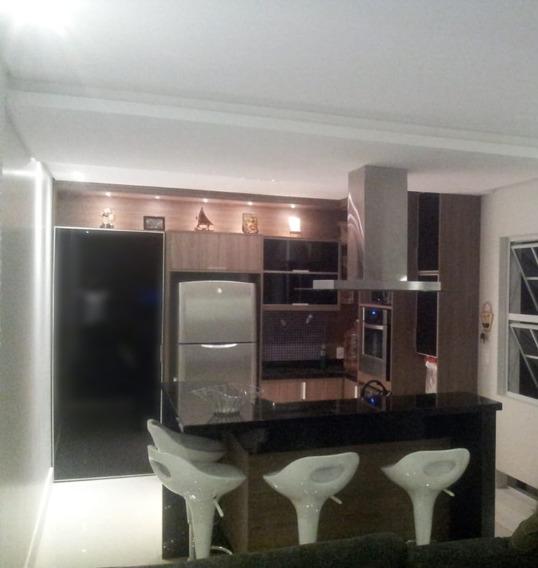 Casa Térrea 2 Quarto, Sala, Cozinha,banheiros, Churrasqueira