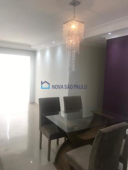 Apartamento Com 2 Dormitórios 1 Suíte No Ipiranga Ao Lado Da Faculdade São Camilo - Bi25593