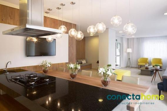 Apartamento De 52 M², 2 Dormitórios Com 1 Suíte E 1 Vaga Na Vila Romana - Zo005