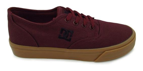 Tenis Dc Shoes Flash 2 Tx Mx Adys300417 Mar Maroon Unisex