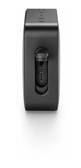 Caixa De Som Bluetooth Portátil Jbl Go 2 Preta Jblgo2blkbr