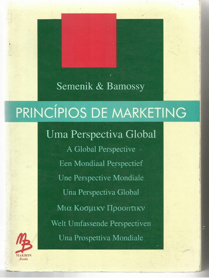 Princípios De Marketing - Perspectiva Global - Semenik