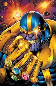 Thanos - A Saga Do Infinito - Hq Dig - Clássica Completa!!!
