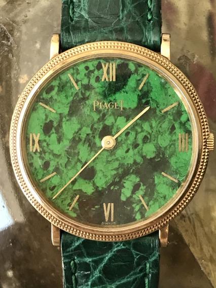 Relógio Piaget Em Ouro 18k - 28mm, Corda