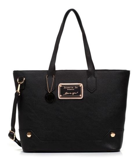 Cartera Juanita Jo Shopping Bag Plas,originales!