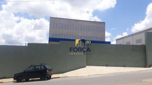 Galpão Para Alugar, 1400 M² - Vila Alzira - Guarulhos/sp - Ga0815