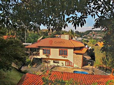 Casa À Venda Em Condomínio Vista Alegre - Café - Ca007156