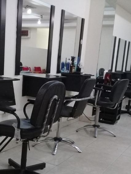 Mobiliario Sillas De Peluquería O Barbería