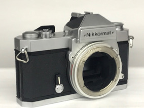 Câmera Nikkormart Ft3(corpo).
