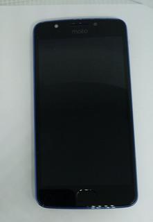 Motorola Moto E4 Xt1763 Azul 16gb Com Defeito Sem Garantia