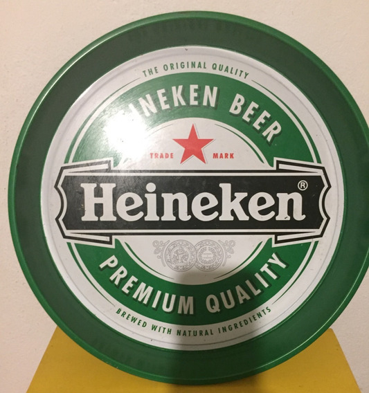 Bandeja De Cerveza Heineken
