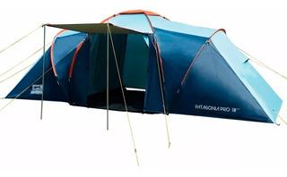 Carpa Waterdog Patagonia Pro 6 Personas Dormitorios Comedor*