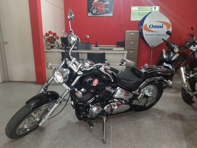 Yamaha Dragstar 650 Custom
