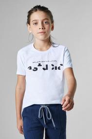 Camiseta Mini Sm Astucia Rqb Reserva Mini