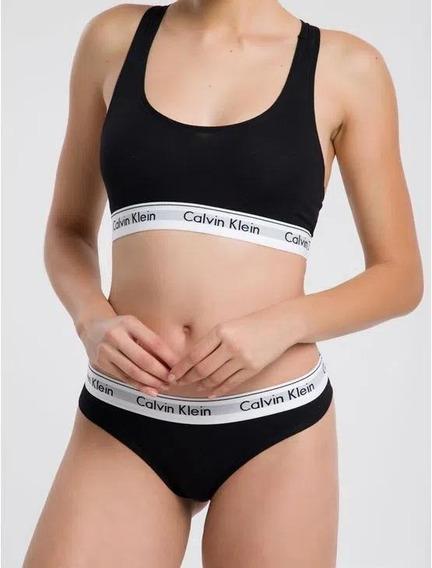 Top Nadador Calvin Klein Underwear Modern Cotton