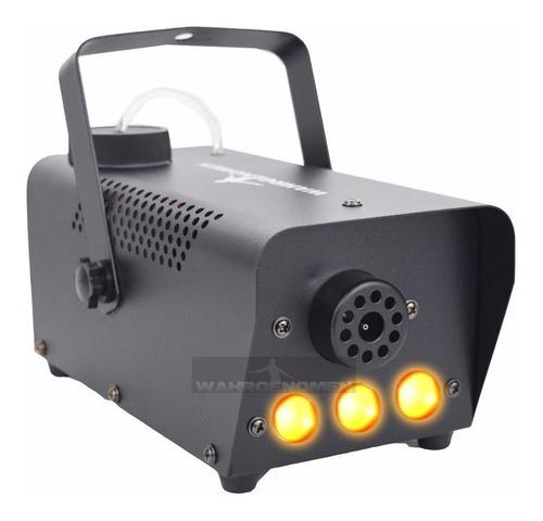 Imagen 1 de 6 de Maquina De Humo Led 500w Alámbrica Efecto Fuego