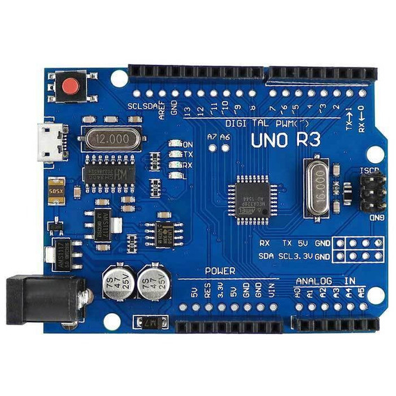 Arduino Uno R3 + Cable Arduino Pic Electrogeek