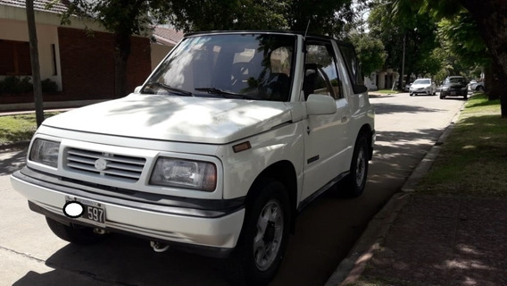 Suzuki Vitara Jlx 1.6 4x4 Sidekick T+lona Alta Vremy
