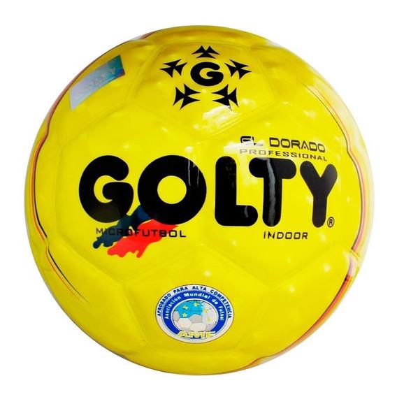 Balón De Microfútbol Golty Professional El Dorado Cmi