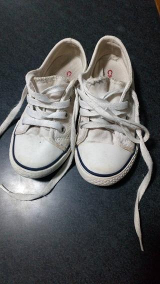 Zapatillas Blancas Cheeky