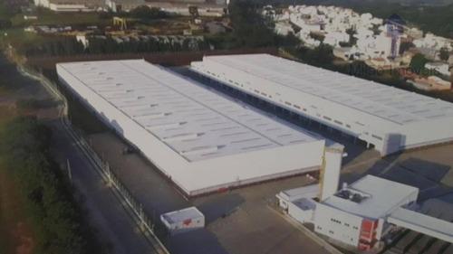 Galpão Para Alugar, 22000 M² Por R$ 396.000/mês - Vila Boa Vista - Sorocaba/sp - Ga0035
