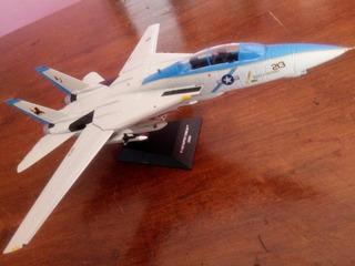 Avión Escala 1 72 Grumman F14d Super Tomcat