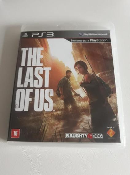 The Last Of Us Ps3 Mídia Física