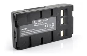 Bateria P/ Panasonic Pv-b15 Pv-bp15 Pv-bp17 Pv-bp18 Vbs0200