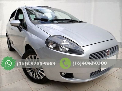 Fiat Punto Sporting 1.8 16v (flex) 2009